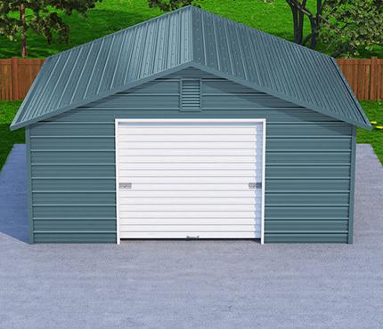aframe-garage