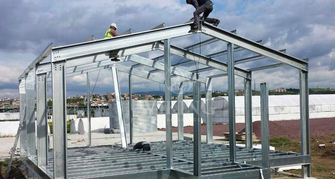 Why Choose Galvanized Steel for Your Metal Building Installation