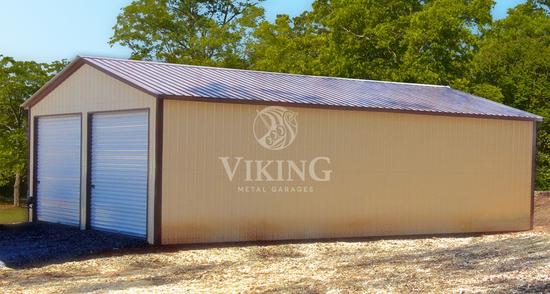 Steel Buildings for Winters
