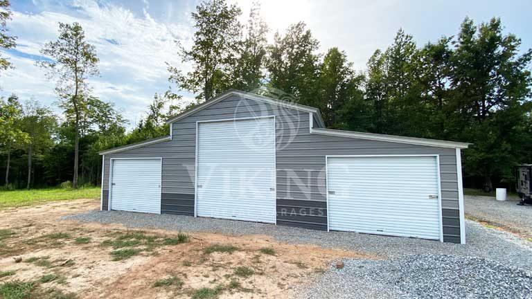 42'x40'x12′ Carolina Barn