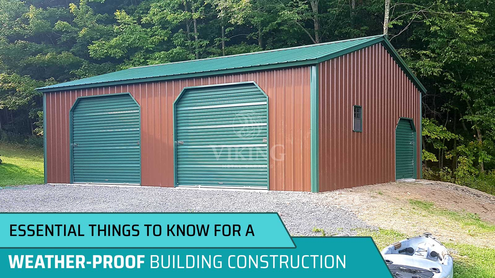 Essential Things to Know for a Weather-proof Building Construction